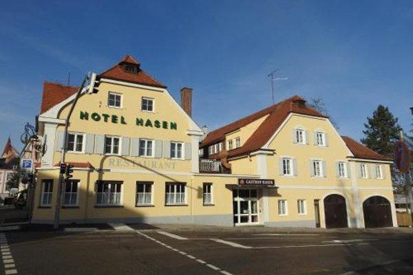Hotel Hasen Kaufbeuren - 22
