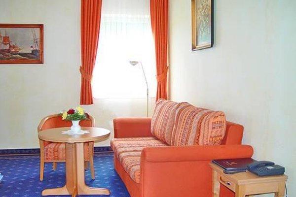 Hotel Dunenschloss - 14