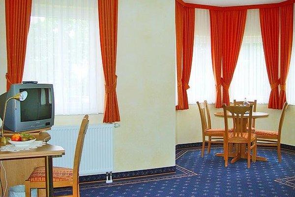 Hotel Dunenschloss - 8