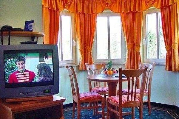 Hotel Dunenschloss - 9