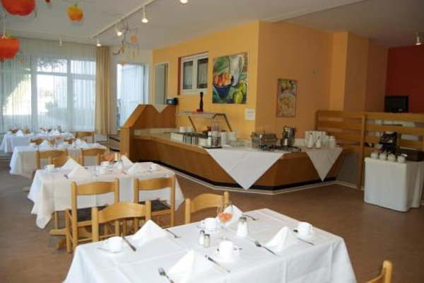 Hotel Karlshof - фото 11