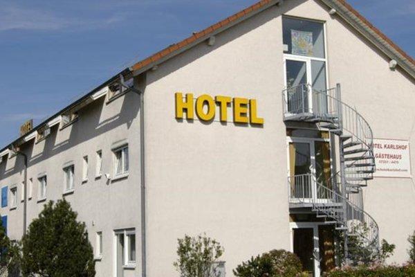 Hotel Karlshof - фото 18