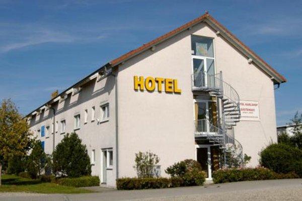 Hotel Karlshof - фото 19
