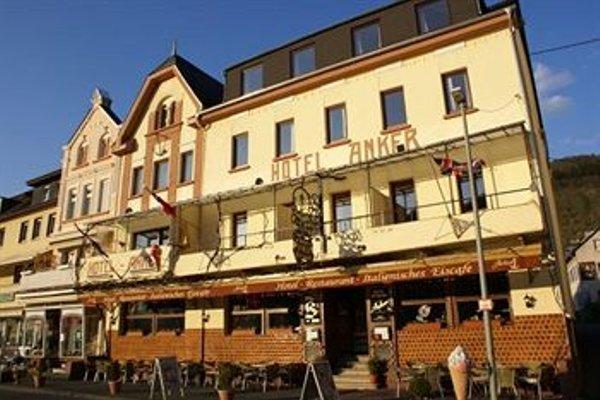 ANKER Hotel-Restaurant - фото 21