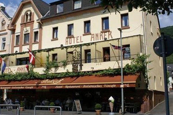 ANKER Hotel-Restaurant - фото 22