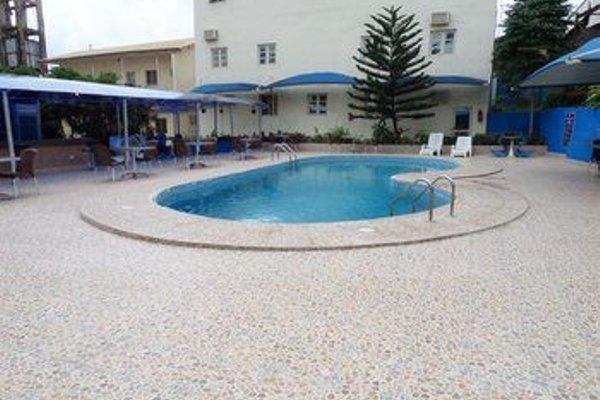 Woodridge Hotel - фото 20