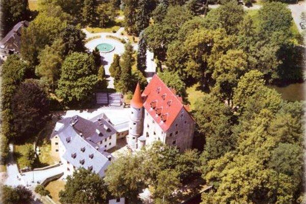 Rathaus Hotel Johstadt - фото 13