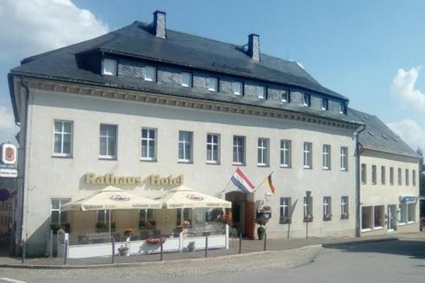 Rathaus Hotel Johstadt - фото 19