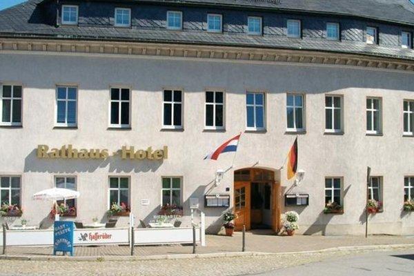 Rathaus Hotel Johstadt - фото 20