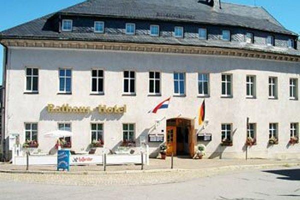 Rathaus Hotel Johstadt - фото 21