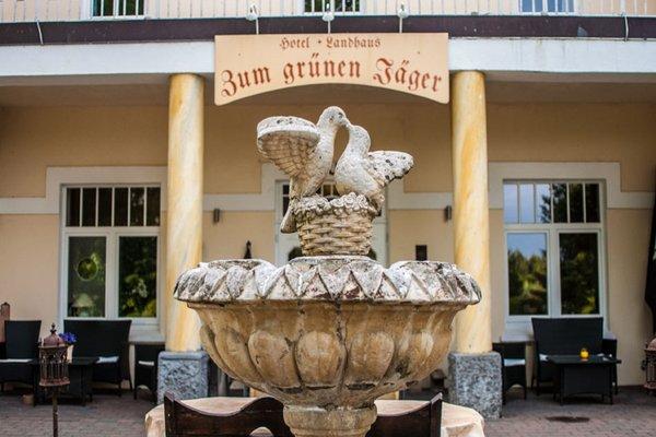 Hotel Gruner Jager - фото 9
