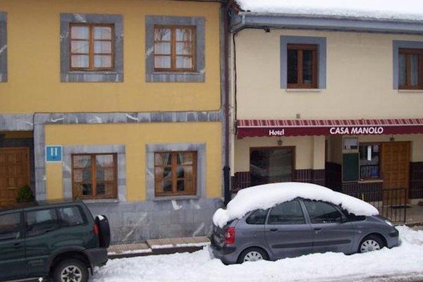 Hotel Restaurante Casa Manolo - 20