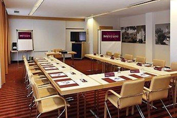Mercure Hotel Ingolstadt - фото 14