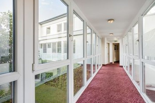 Mercure Hotel Ingolstadt - фото 16