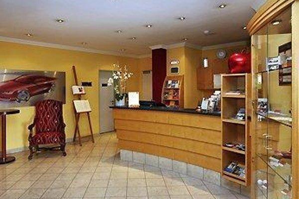 Mercure Hotel Ingolstadt - фото 17