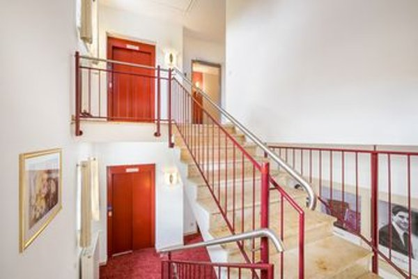 Mercure Hotel Ingolstadt - фото 18