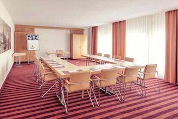 Mercure Hotel Ingolstadt - фото 19