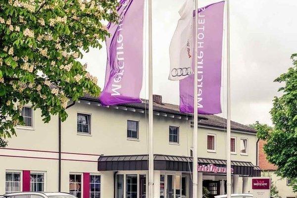 Mercure Hotel Ingolstadt - фото 23