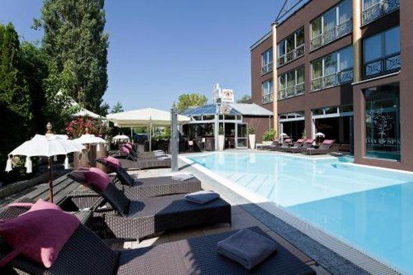 Parkhotel Heidehof - фото 20
