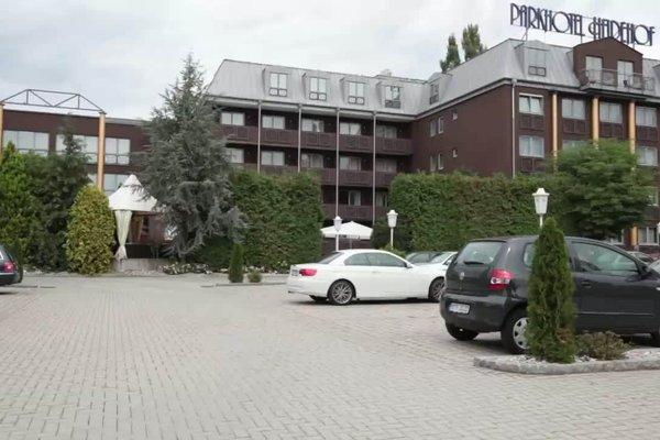 Parkhotel Heidehof - фото 23