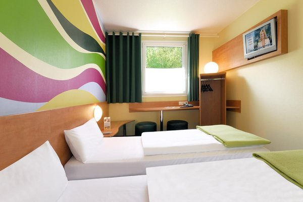 B&B Hotel Ingolstadt - фото 6