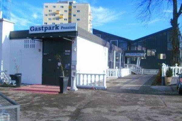 Hotel Pension Garni Gastpark - фото 11