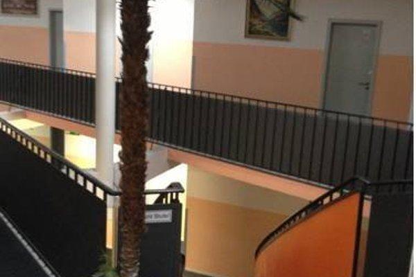 Hotel Pension Garni Gastpark - фото 7