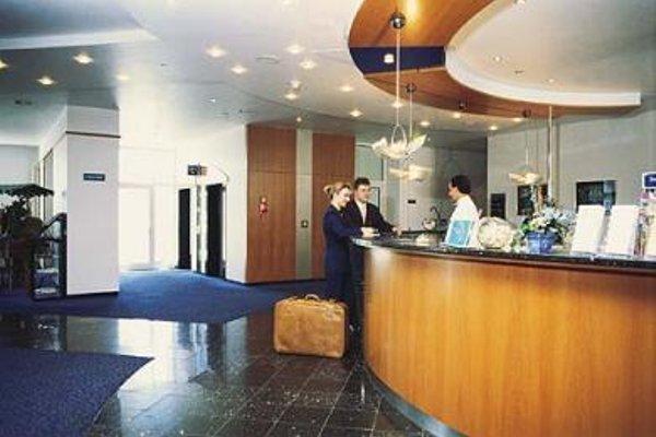 H+ Hotel Koln Hurth - фото 17