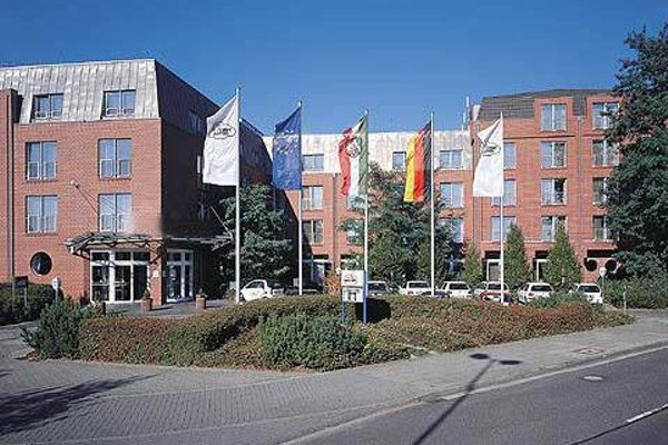 H+ Hotel Koln Hurth - фото 23