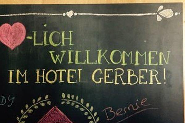 Hotel Gerber - фото 21