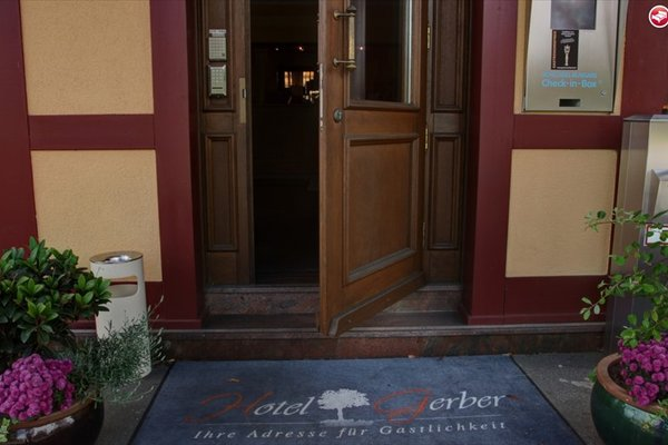 Hotel Gerber - фото 22