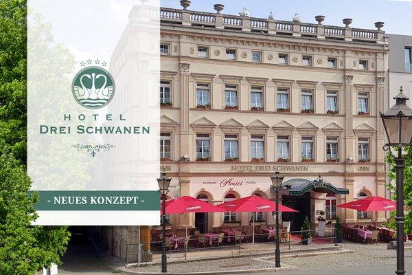 Hotel & Restaurant Drei Schwanen - фото 21