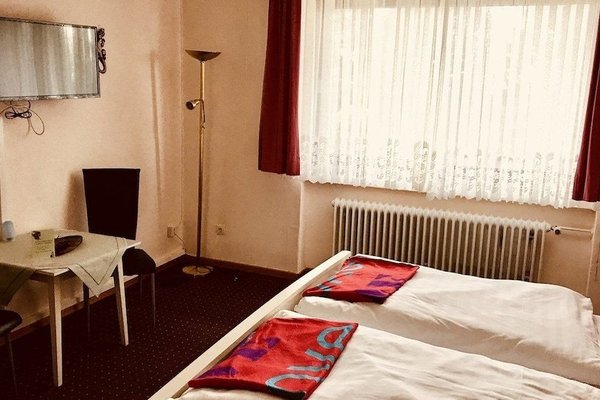 Berg-Hotel Hohegei - фото 21