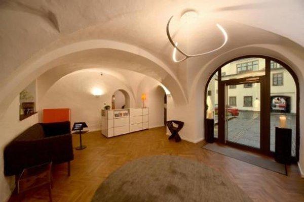 Hotel Am Maxplatz - фото 11
