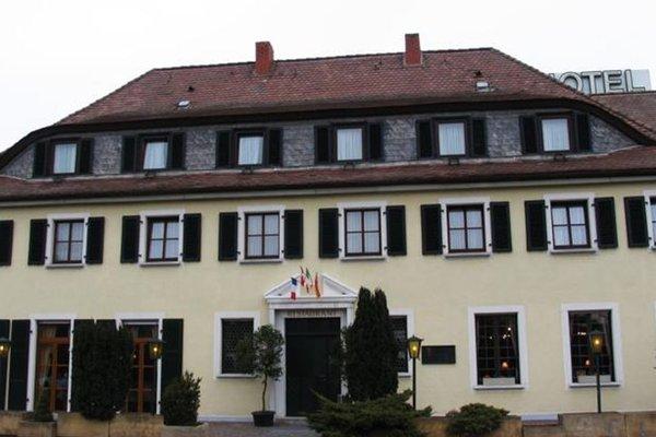 Rheinhotel Luxhof - фото 22
