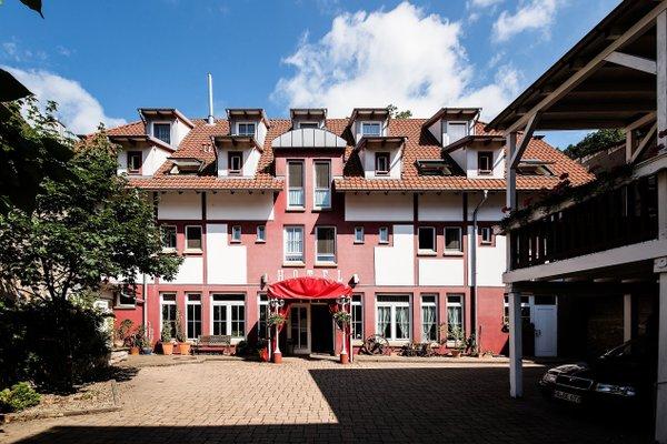 Cross-Country-Hotel Hirsch - фото 21