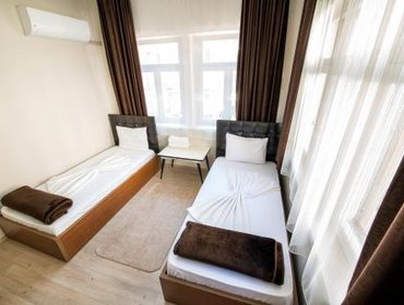 Гестхаус Yellow Rose Pension