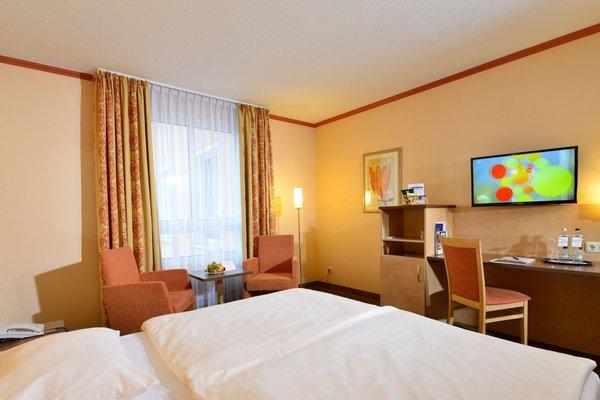 AMBER HOTEL Hilden / Dusseldorf - фото 50