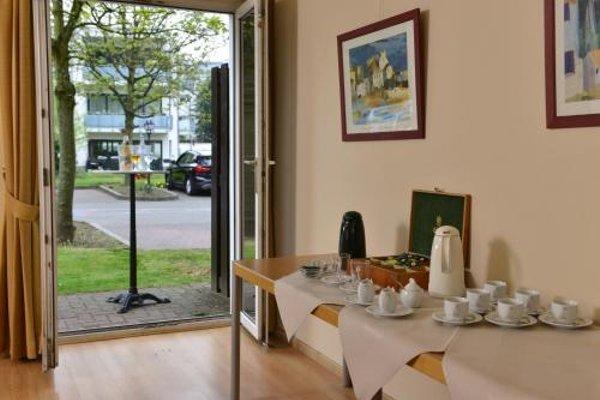 AMBER HOTEL Hilden / Dusseldorf - фото 10