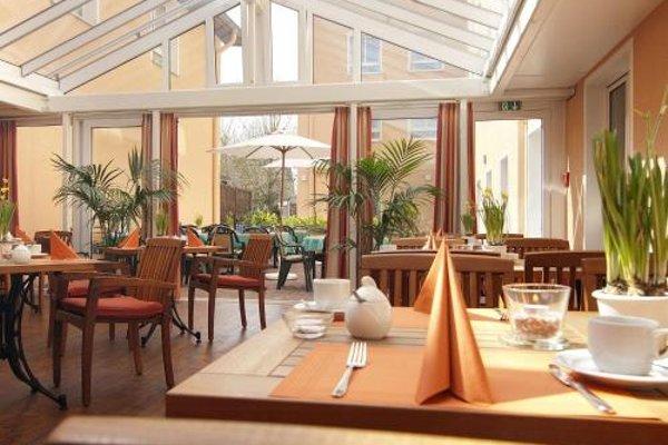 AMBER HOTEL Hilden / Dusseldorf - фото 14