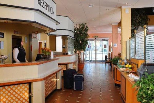 AMBER HOTEL Hilden / Dusseldorf - фото 15