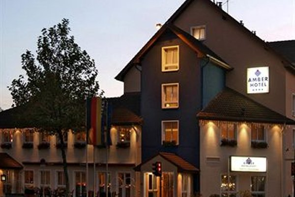 AMBER HOTEL Hilden / Dusseldorf - фото 22