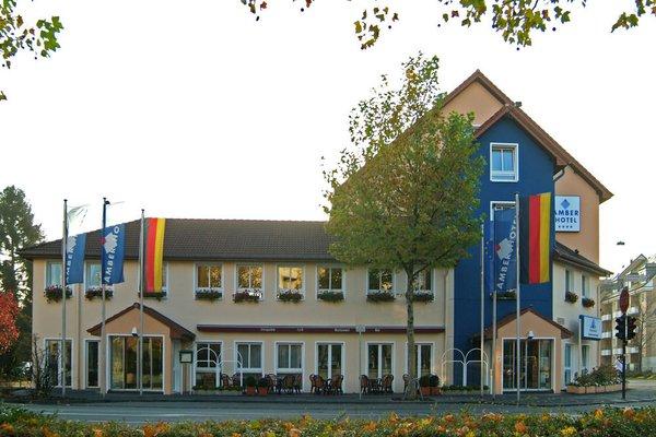 AMBER HOTEL Hilden / Dusseldorf - фото 23