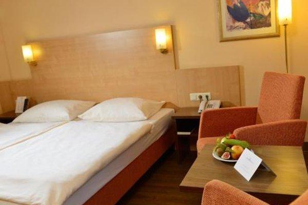 AMBER HOTEL Hilden / Dusseldorf - фото 3