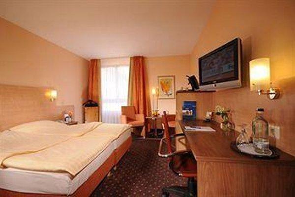 AMBER HOTEL Hilden / Dusseldorf - фото 4