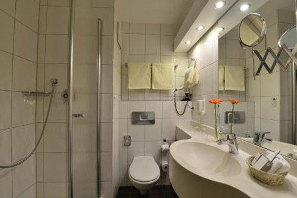 AMBER HOTEL Hilden / Dusseldorf - фото 9