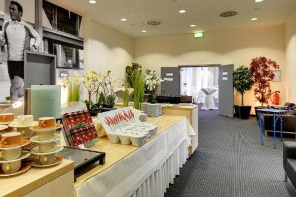 Novina Hotel Herzogenaurach Herzo-Base - фото 16