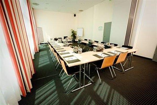 Novina Hotel Herzogenaurach Herzo-Base - фото 19