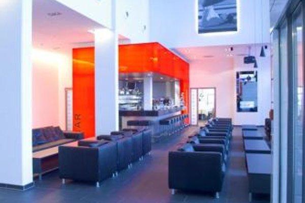 Novina Hotel Herzogenaurach Herzo-Base - фото 8
