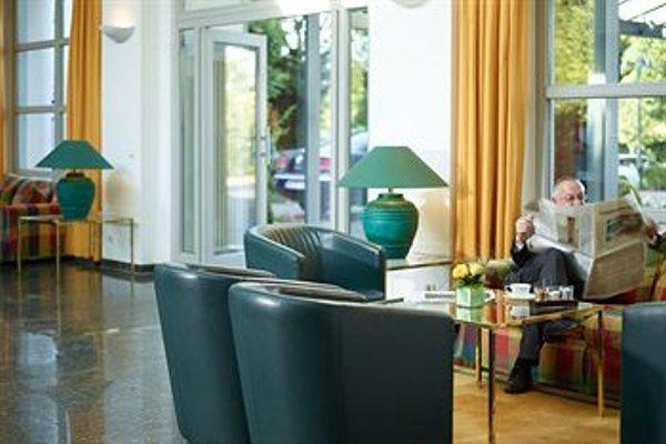 Hotel Herzogs Park - фото 16